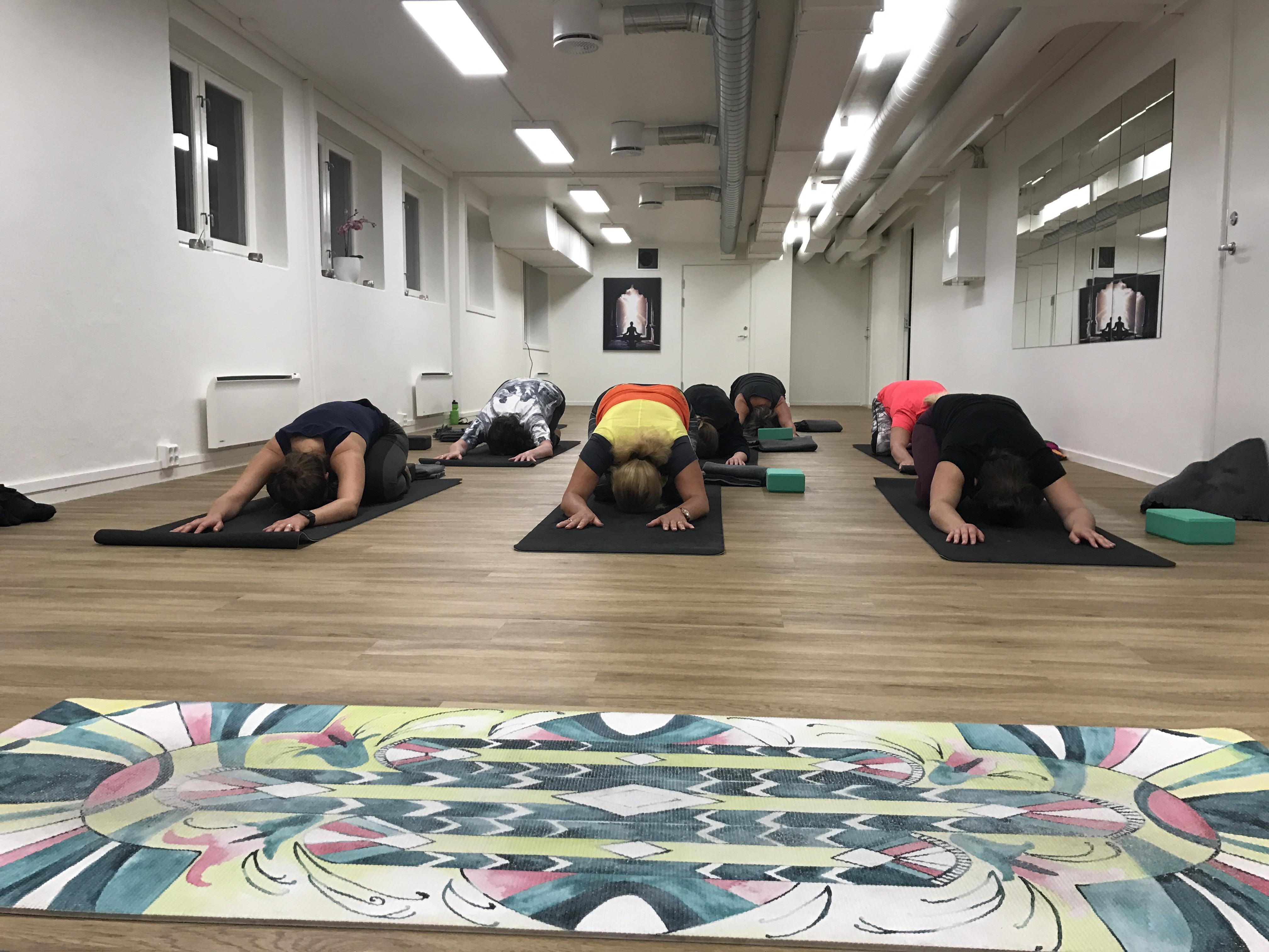 Yoga LMLK lokaler